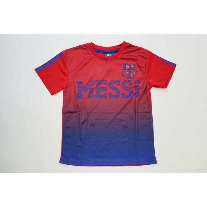 חליפת ברצלונה לוגו מסי אדום