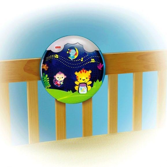 אקווריום נמר למיטת תינוק - פישר פרייס