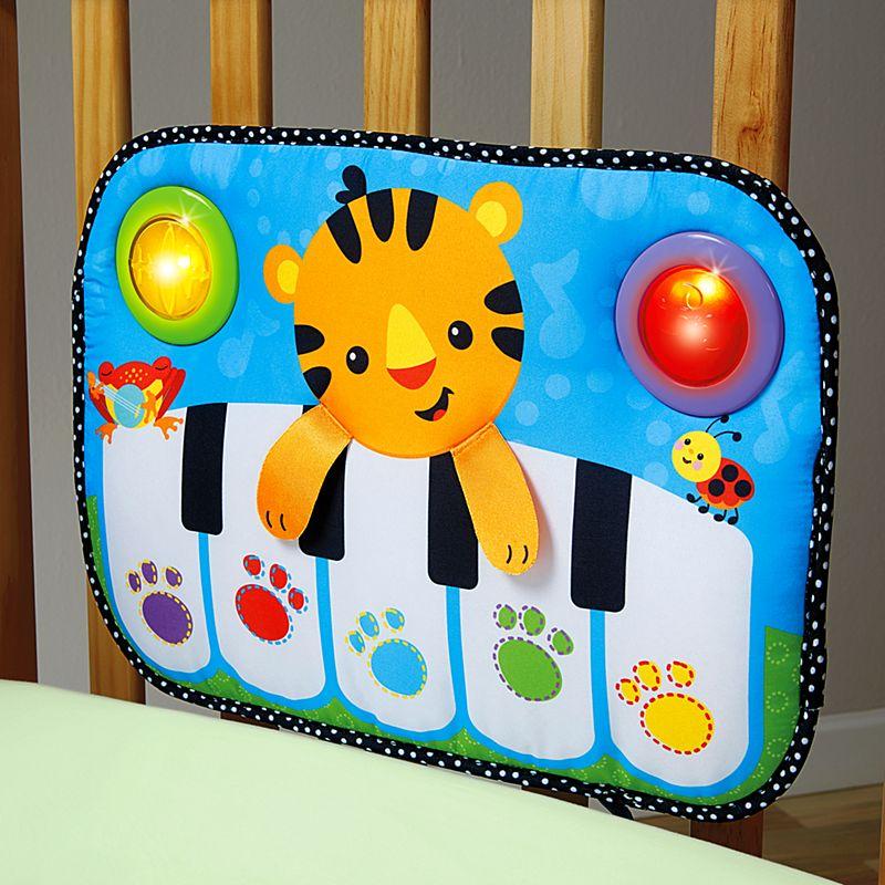 פסנתר חתול למיטת תינוק - פישר פרייס