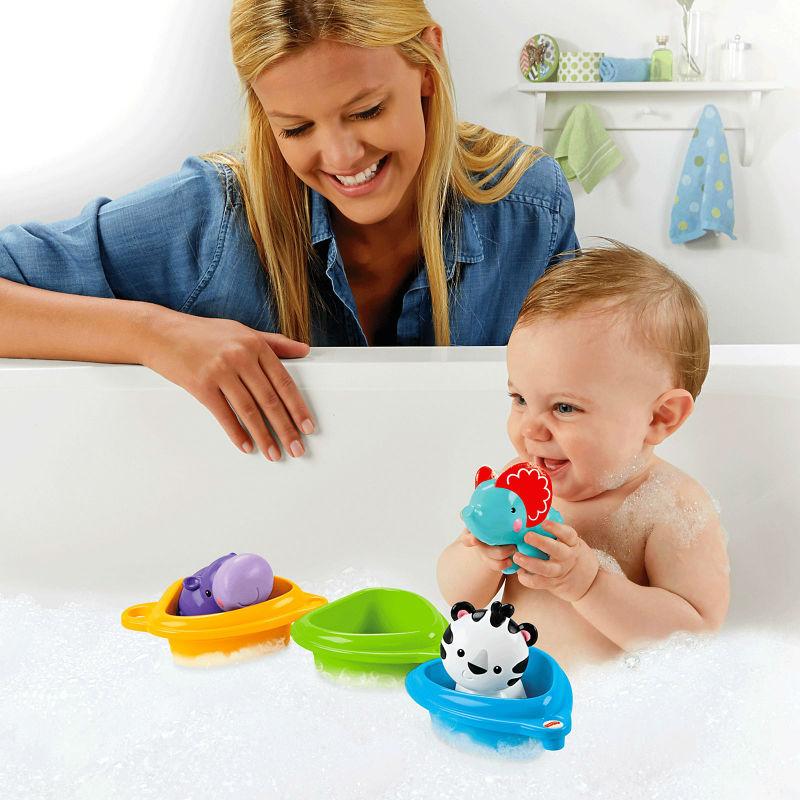 סירות אמבטיה לתינוק - פישר פרייס