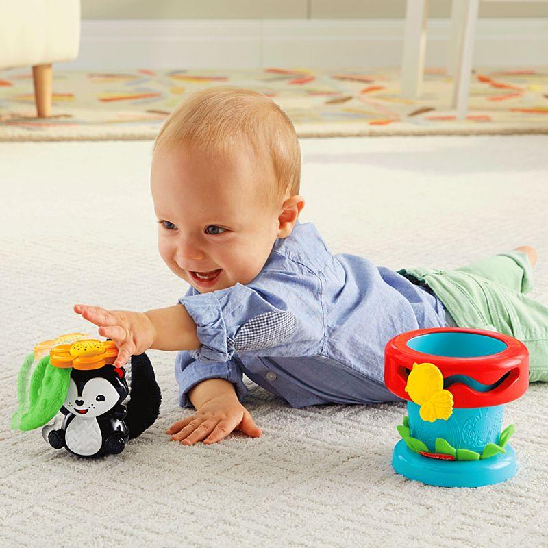 סנאי בעציץ לתינוק - פישר פרייס