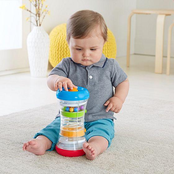 מגדל פעילות לתינוק 3 ב 1 - פישר פרייס