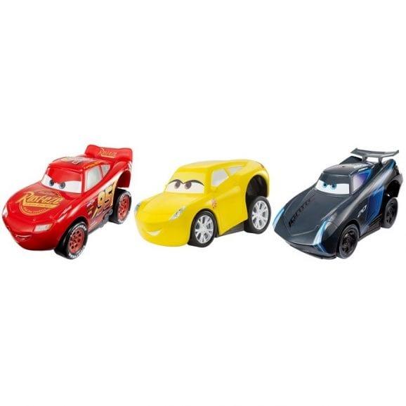 קארס - מכוניות מרוץ אדומה