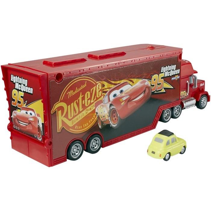קארס-משאית מובילה רכבים