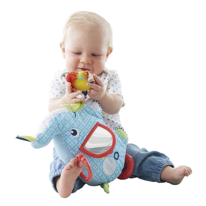 פיל פעילות נתלה לתינוק - פישר פרייס