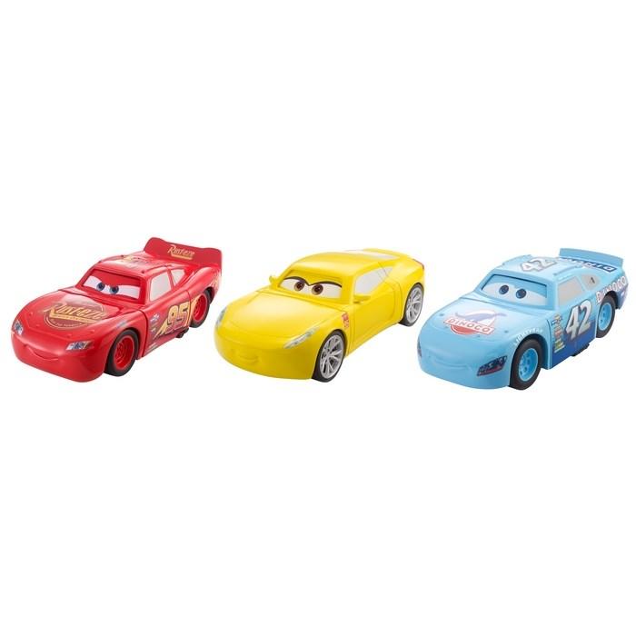 קארס - מכונית משנה צורה צהוב