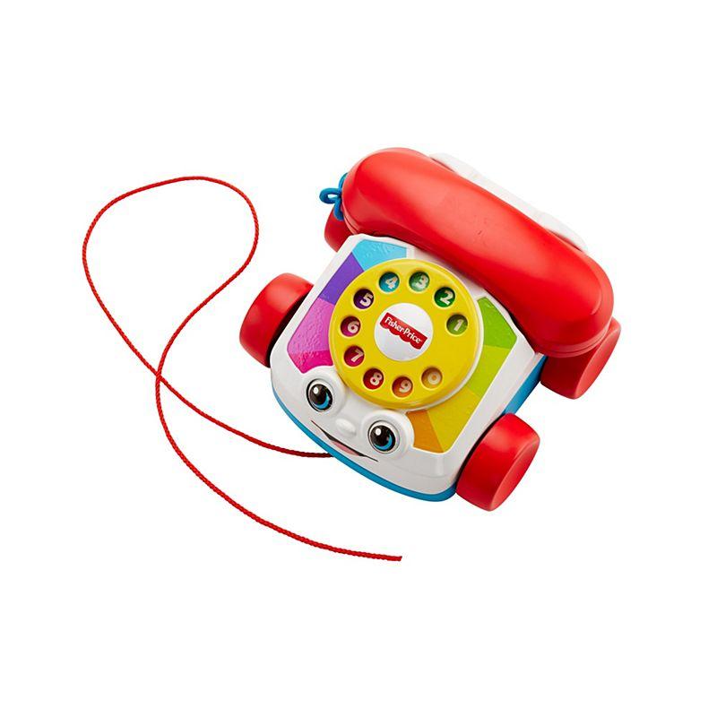 טלפון חוגה לתינוק - פישר פרייס