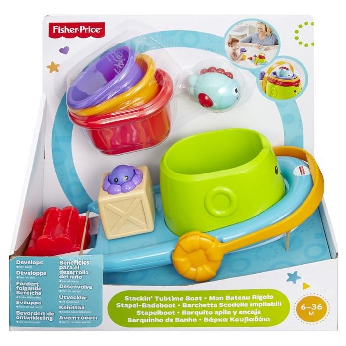 סירת אמבטיה לתינוק - פישר פרייס