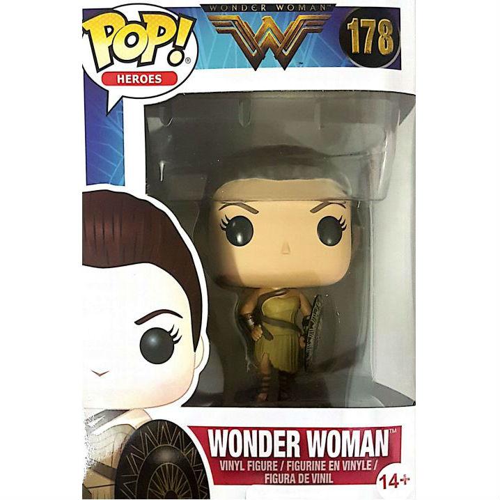 בובת פופ וונדר וומן - wonder woman POP