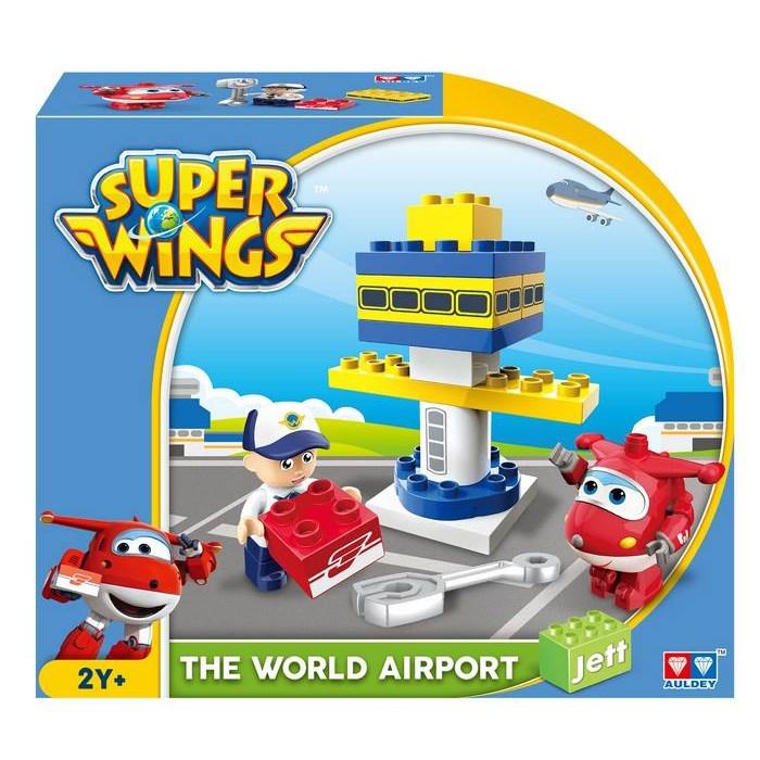 מטוסי על-שדה תעופה עולמי