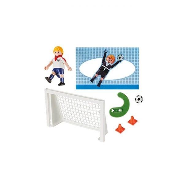 מזוודת משחק כדורגל 2017 פליימוביל 5654