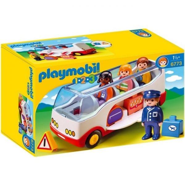 אוטובוס שדה תעופה - פליימוביל 6773