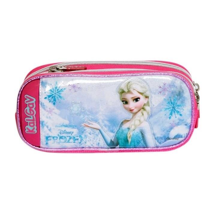 תיק קלמר מתרחב אלזה Frozen-Elsa