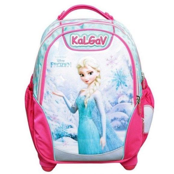תיק אורטופדי אלזה-Frozen-Elsa