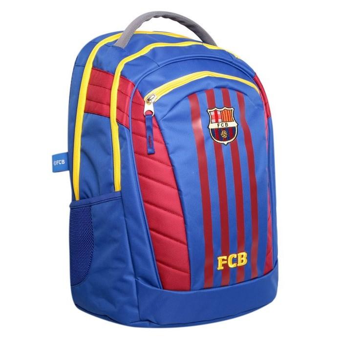 תיק תא קדמי ברצלונה אדום/כחול/צהוב-FCB