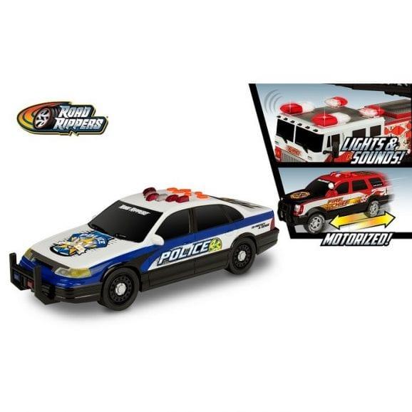 רודריפרס רכב משטרה גדול