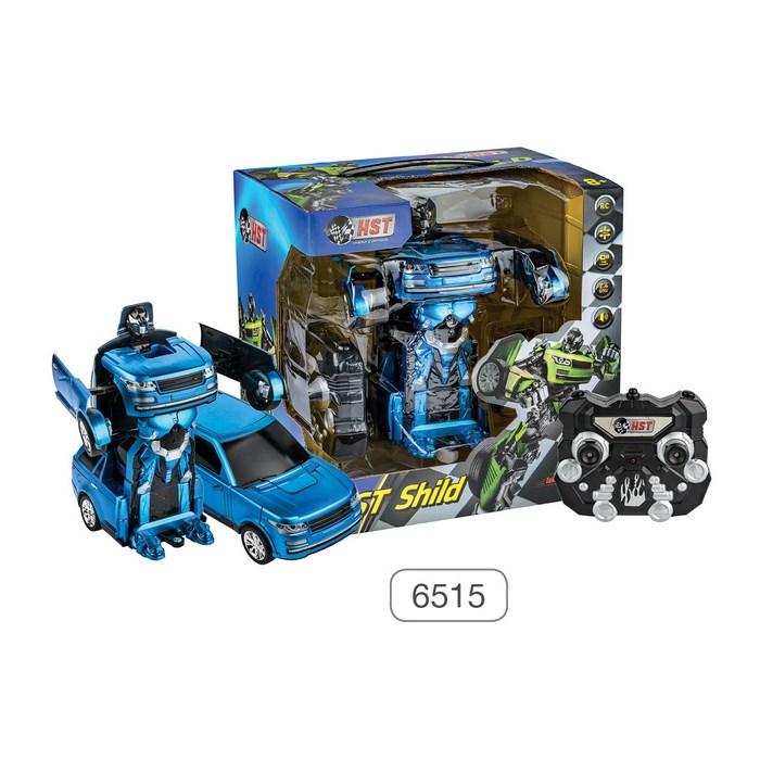 HST מכונית רובוט שלט-כחול