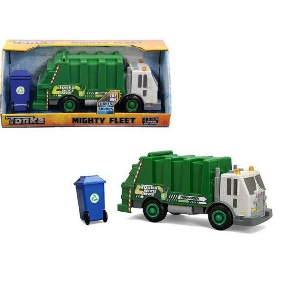 מייטי משאית זבל גדולה TONKA