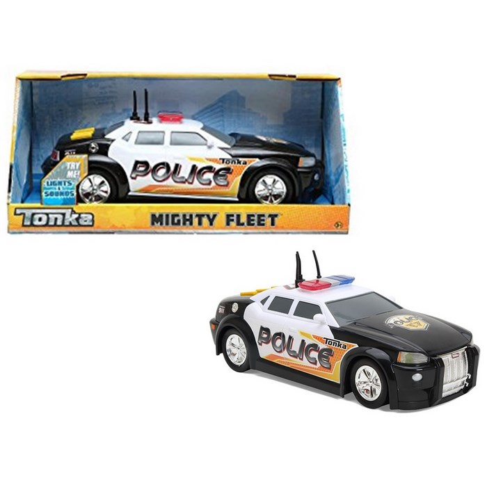 מייטי משטרה גדול TONKA