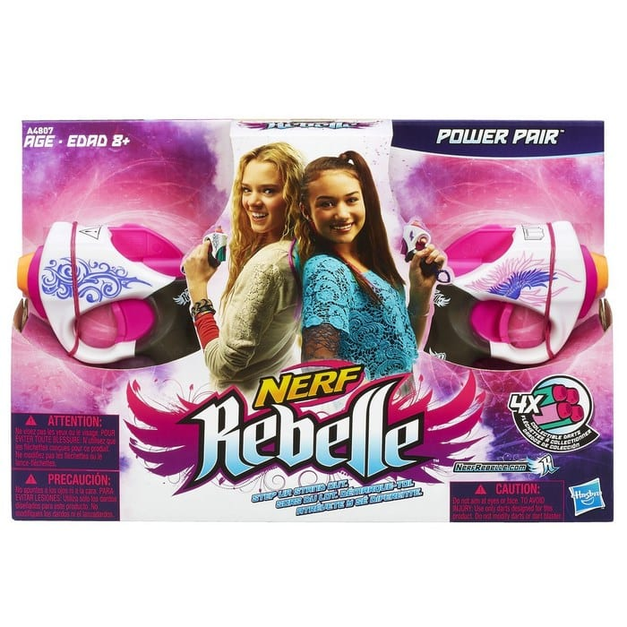 נרף REBELLE POWER PAIR