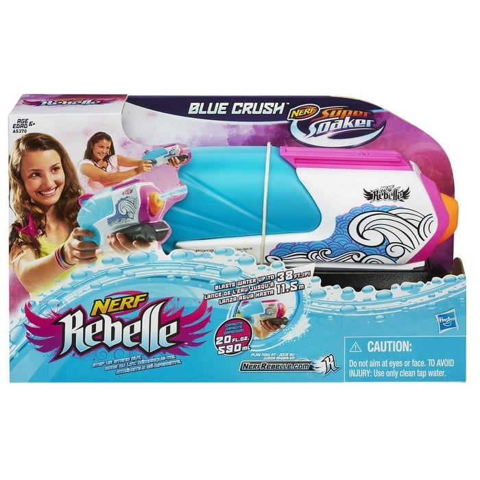 נרף מים REBELLE BLUE CRUSH SOAKER