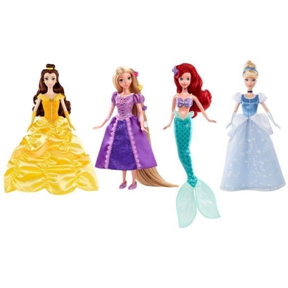 דיסני - נסיכות מגוון
