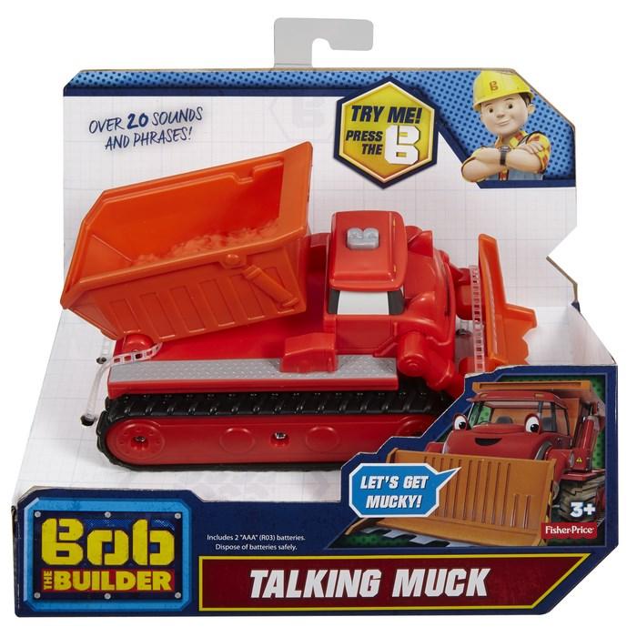 בוב הבנאי - רכב אדום מדבר