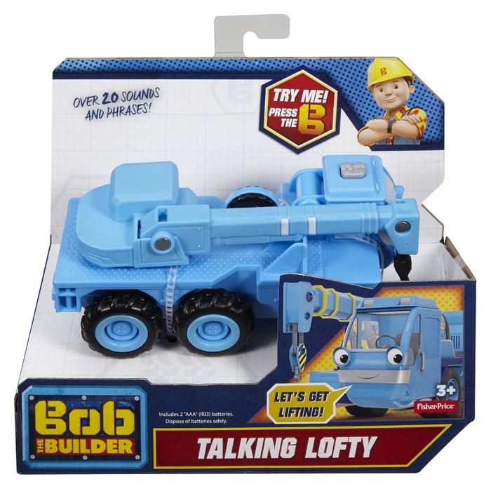 בוב הבנאי - מגוון רכבים מדברים