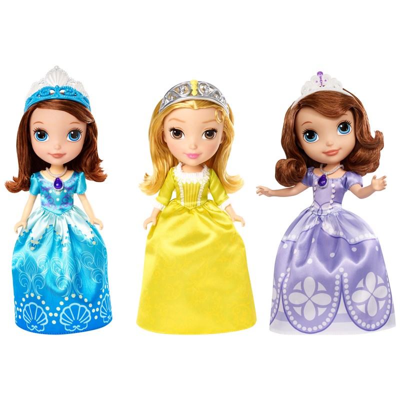 """בובה מתוך מגוון בובות סופיה - 20 ס""""מ"""