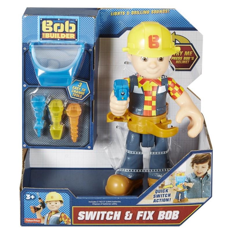 בוב הבנאי- סובב ותקן