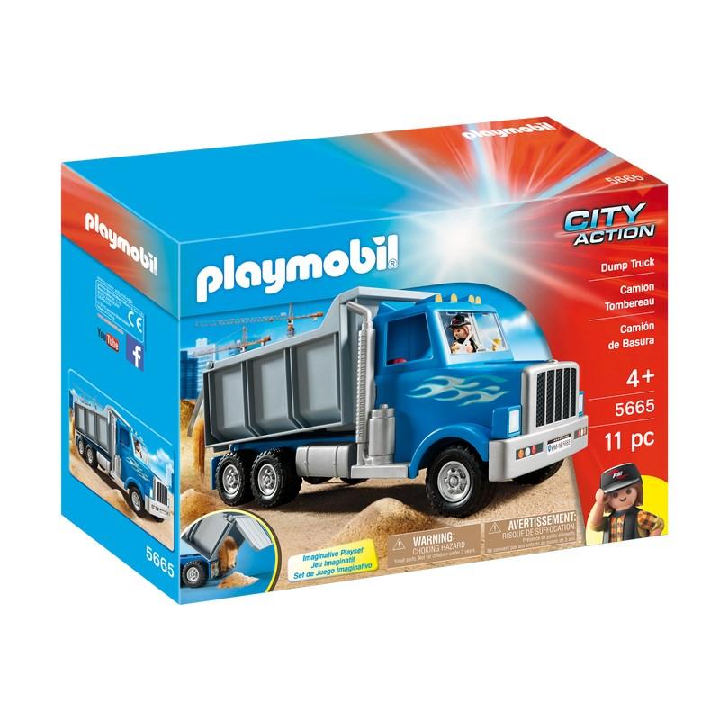 משאית פליימוביל 5665
