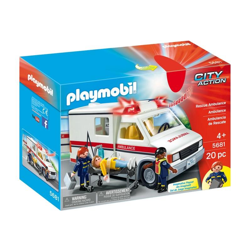 אמבולנס פליימוביל 5681