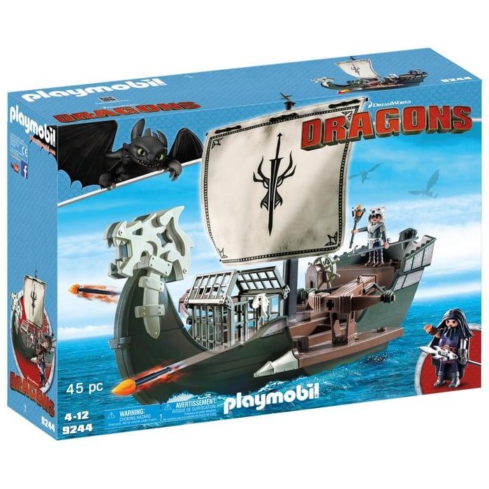 פליימוביל דרקונים ספינת הויקינגים 9244