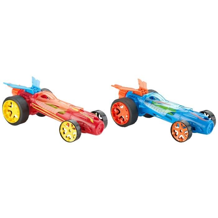 הוט ווילס - מכונית מרוץ משוך וסע