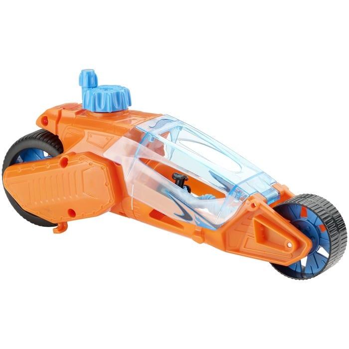 הוט ווילס - מכונית מרוץ סובב וסע