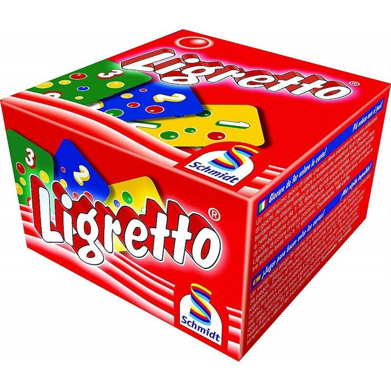 Ligretto Red ליגרטו
