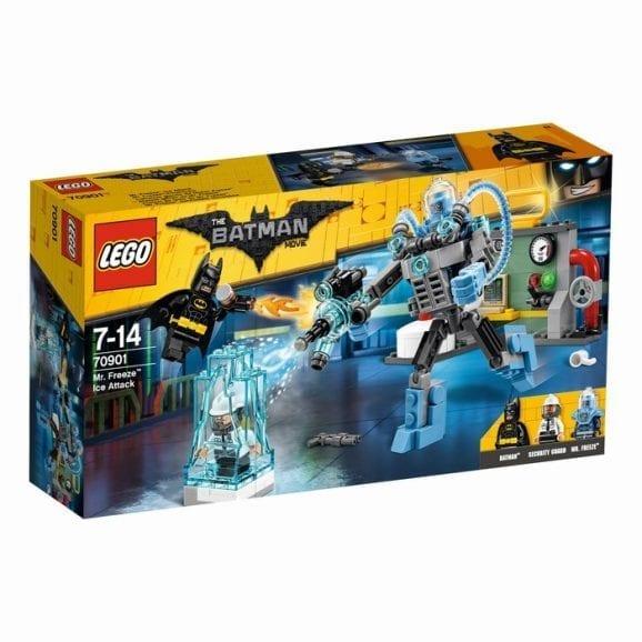 לגו מר פריז באטמן 70901