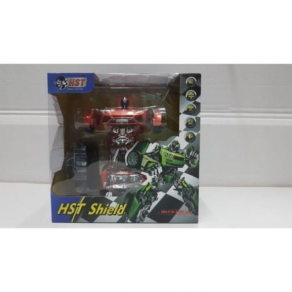 HST שילד מכונית רובוט שלט-אדום