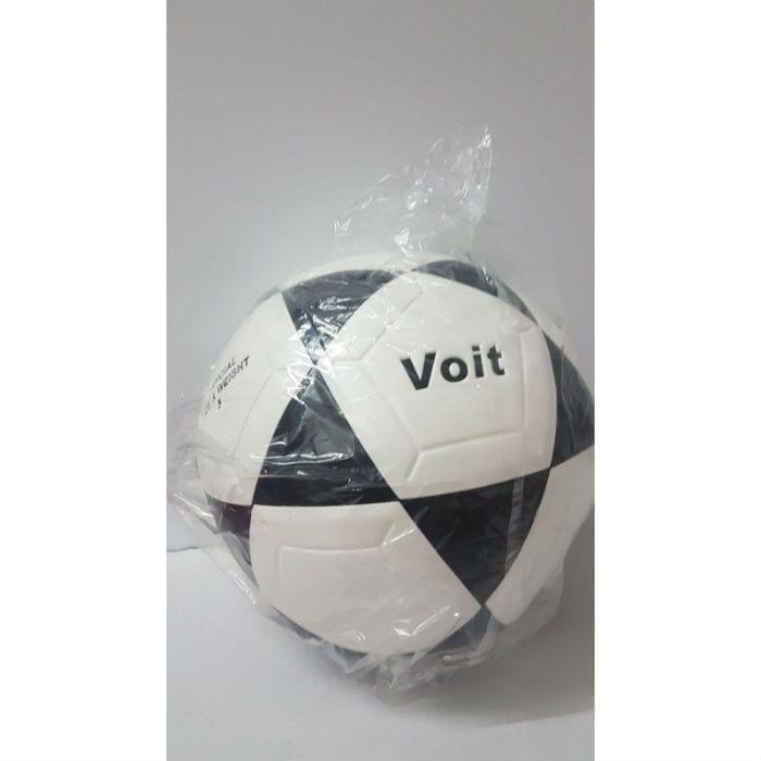 כדורגל 5 משולש-PU סופט לאספלט שחור לבן