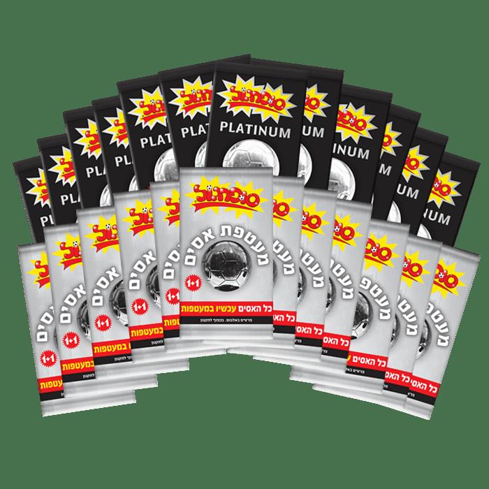 מארז 12+12 מעטפות סדרה 4