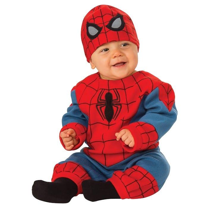 תחפושת בייבי ספיידרמן - לגילאי 6-12 חודשים