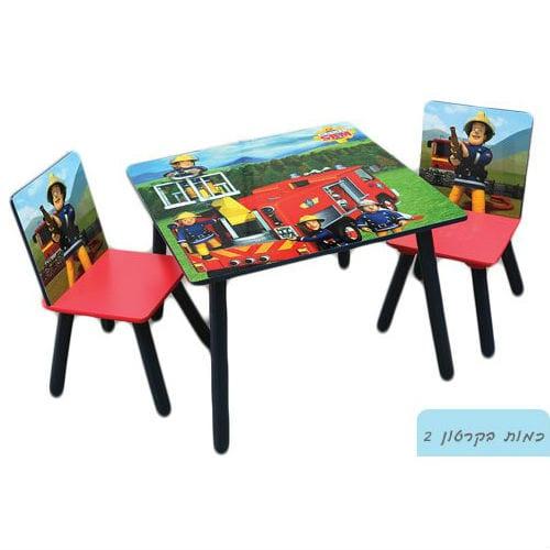 סט שולחן וכיסא סמי הכבאי