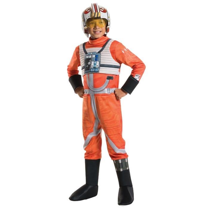 תחפושת טייס קרב - מלחמת הכוכבים - מידה L