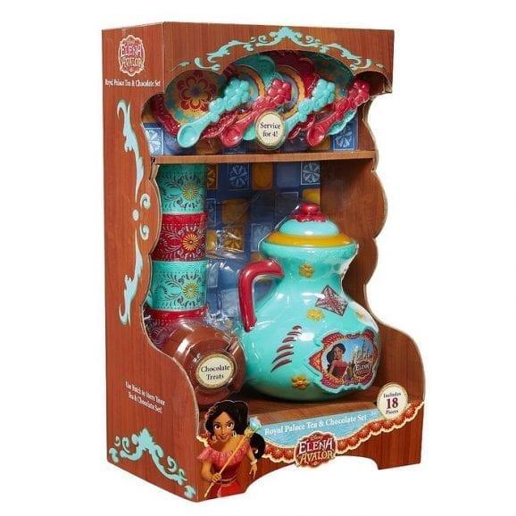 אלנה סט לתה ושוקולד