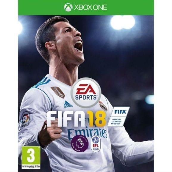 XBONE FIFA 18