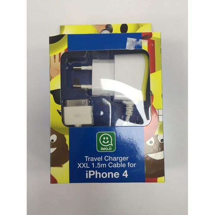 מטען אייפון 4 אימוג'י