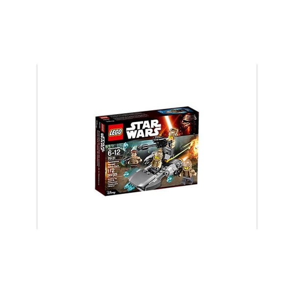 לגו מלחמת הכוכבים ערכת קרב הגיבורים 75131