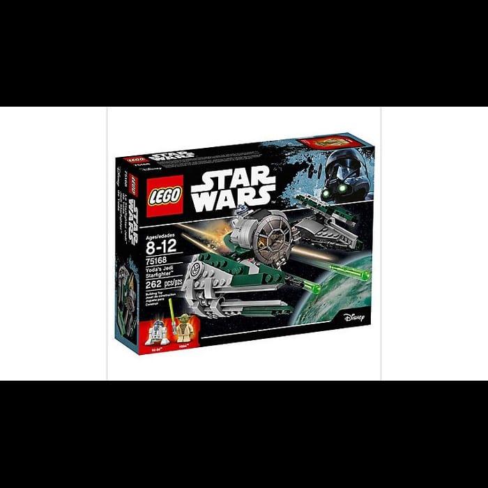 לגו מלחמת הכוכבים יודה גאט 75168