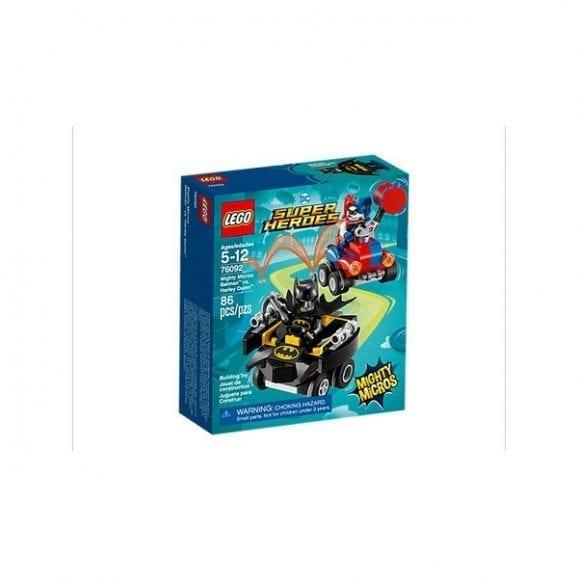 לגו סופר הירו באטמן נגד הארלי קווין 76092