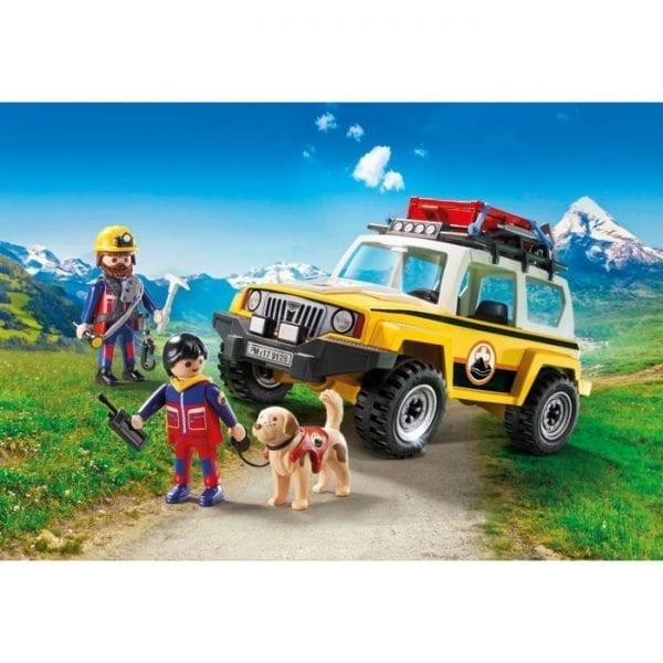 פליימוביל רכב חילוץ 9128